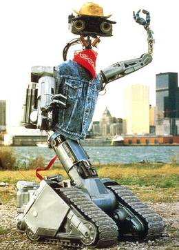 <p>Johnny Five</p>