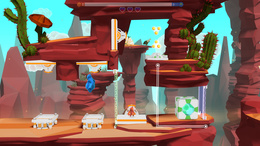 <p>Coop platformer and 'puzzle' game</p>